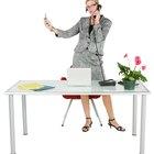 Como se vestir para uma entrevista de emprego para recepcionista