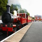 What Are Some Advantages of the Steam Locomotive?