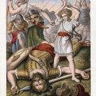 Formas divertidas de enseñar la historia de David y Goliat para niños