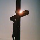 Actividades para niños sobre la muerte de Jesús en la cruz