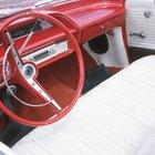 ¿Cuál es la diferencia entre los asientos de los automóviles deportivos y los de capitán?