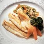 Guarniciones para platos con pescado