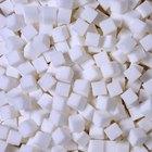 Cómo hacer palitos de azúcar cristalizada