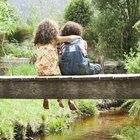 Actividades que enseñan a los niños a amar a los demás