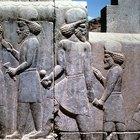Conheça a cultura Persa Antiga