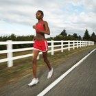 Calories a Person Should Consume When Training for a Half Marathon