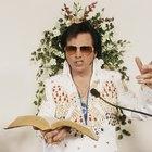 Quais instrumentos Elvis Presley tocava?