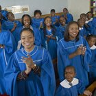 Apoyar a los adolescentes a que participen en servicio de la Iglesia
