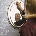 Eliminar rayones de un espejo