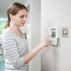 Cómo programar un sistema de alarma ADT