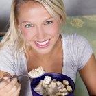 Lista de cereales que contienen pocos hidratos de carbono
