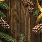 Instrucciones para poner una cinta en un árbol de Navidad