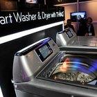 Cómo dispensar cloro en una lavadora LG