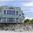 Colores con los que se puede pintar una casa de playa