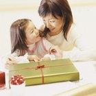 O costume japonês para dar presentes