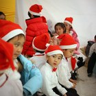 How do people in China celebrate Christmas?