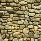 Cómo construir una columna de piedra en una entrada de coches