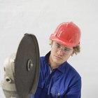 Como remover argamassa de chãos de concreto