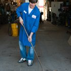 Como se livrar do cheiro de gasolina no piso de garagens
