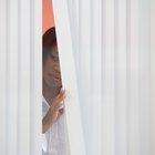 How to cut down the width of vertical blinds