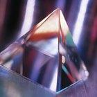 Quais são algumas das similaridades entres prismas e pirâmides?