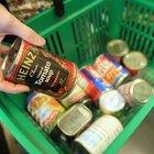 Cómo almacenar comida para sobrevivir durante mucho tiempo