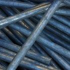 Como limpar metal de aço galvanizado