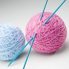 How to Convert Knit Patterns on Circular Needles to Straight Needles