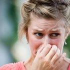 Cómo quitar un olor a grasa
