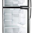 La mitad superior del congelador de mi Frigidaire no congela