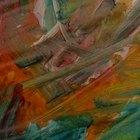 ¿Qué habilidades se desarrollan al pintar con los dedos?