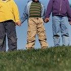 Actividades para los niños en las subdivisiones