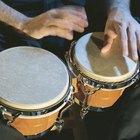 Como afinar seus bongôs
