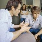 Cómo lidiar con los adolescentes difíciles