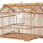 Cómo obtener diseños gratuitos de jaulas de pájaros