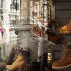 Qual a melhor maneira de limpar botas Timberland?