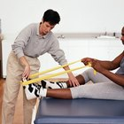 Exercícios de fisioterapia para recuperação de compressão medular