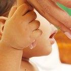 Actividades táctiles para bebés