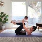 exercise baby postpartum
