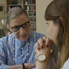 Ruth Bader Ginsburg's trainer: