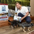 Lance Bass Doing Yoga With His Two Pups Is the Cutest