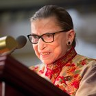 Ruth Bader Ginsburg's Push-Up Routine Will Supremely Kick Your Ass