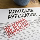 Reason for a Mortgage Being Denied by an Underwriter