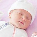 beautiful sweet newborn baby