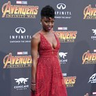 'Black Panther' star Danai Gurira's workout is fit for a warrior