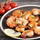 Shrimps tails