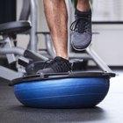 Bosu Ball Exercises for Legs