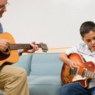 Cómo endurecer las puntas de tus dedos para tocar la guitarra
