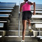 The Effects of Running Stairs on the Knees