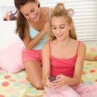 Ideas de fiesta de spa para niñas